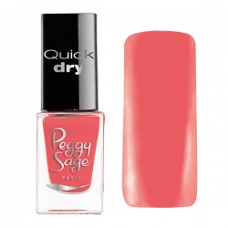 Peggy Sage - Esmalte de uñas MINI Quick dry 5 ml - 5218 Emma*