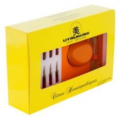 Utsukusy - Kit de tratamiento diario - Citrus homéopathique