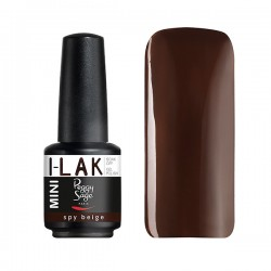Esmalte semipermanente I-LAK MINI 9 ml - spy beige