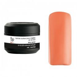 Peggy Sage - Gel de color para uñas UV y LED Color it - juicy melon - 5g