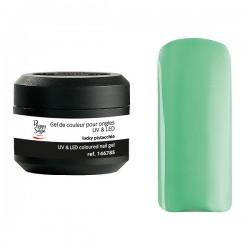 Peggy Sage - Gel de color para uñas UV y LED Color it - Lucky pistachio - 5g