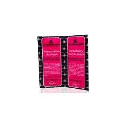 Utsukusy - Tatiana mascarilla de fresa - 2 x 10ml c/u - Caja expositor de 20 unidades