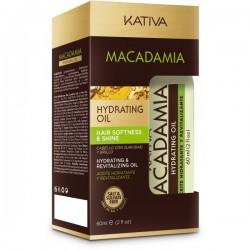 Kativa - Aceite de Macadamia hidratante - 60 ml