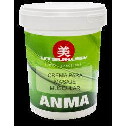 Utsukusy - Anma - Crema para masaje muscular - 1kg