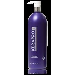 Kativa - Kerapro K5 - Tratamiento de alisado y reductor de volumen - Shampoo pre tratamiento -  1L
