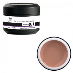Peggy sage - Techni gel - Gel PRO 3.1 - Camouflage natural beige - 15 g