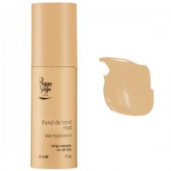 Peggy Sage - Fondo de maquillaje mate - Beige beige noisette - 30 ml