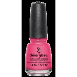 China Glaze - Shocking pink - 14 ml