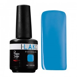 Peggy Sage - Esmalte semipermanente I-LAK - Blue beach - 15 ml