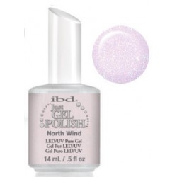 IBD - Just Gel Polish -  Silver Lites - 14 ml