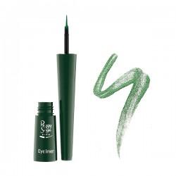 Peggy Sage - Eyeliner con pincel - Vert - 2,5 ml