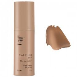Peggy Sage - Fondo de maquillaje mate - Beige naturel - 30 ml