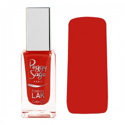 Peggy Sage - Esmalte de uñas forever LAK - Perfect Red - 11 ml