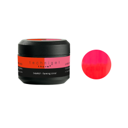 Peggy sage - Techni gel - Thermo color - Flaming coral - 15 g