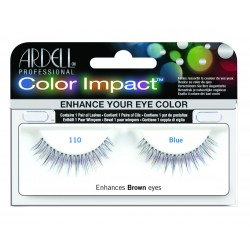 Ardell - Pestañas postizas - Color impact - 110 Blue