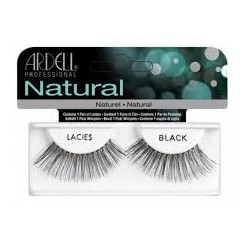 Ardell - Pestaña natural lacies - Black