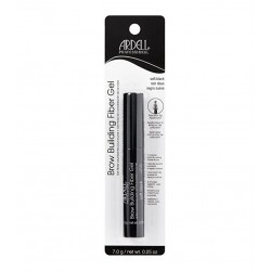 Ardell - Gel con fibras para cejas - Negro suave - 7 g