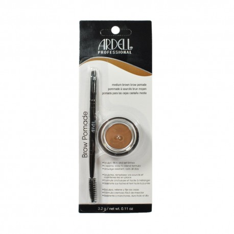 Ardell - Crema para cejas - Medium Brown - Castaño 3.2 g