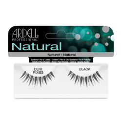 Ardell - Demi pixies natural black