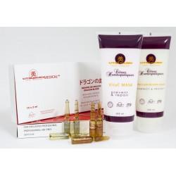 Utsukusy - Citrus homéopatiques - Kit profesional - 200 ml