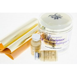 Utsukusy - Ritual mineraux homeopátiques - Kit profesional Aurum