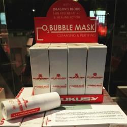 Utsukusy - Bubble mask - 12x50ml