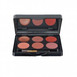 Make-Up Studio - Lipcolourbox - Nude - 6 all arround 1