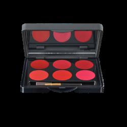 Make-Up Studio - Lipcolourbox - Pink - 6 all arround 1