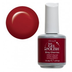 Just Gel Polish - Cosmic Red