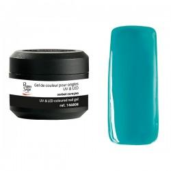Peggy Sage - Gel color uñas UV y LED Color it - Sorbet curaçao- 5 g
