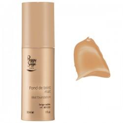 Peggy Sage - Fondo de maquillaje mate - Beige sable - 30 ml