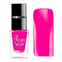 Peggy Sage - Esmalte de uñas MINI  - Neon - Lola - 5 ml