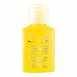Peggy Sage - Pintura nail art - Paint Mania - Jaune citron- 25 ml
